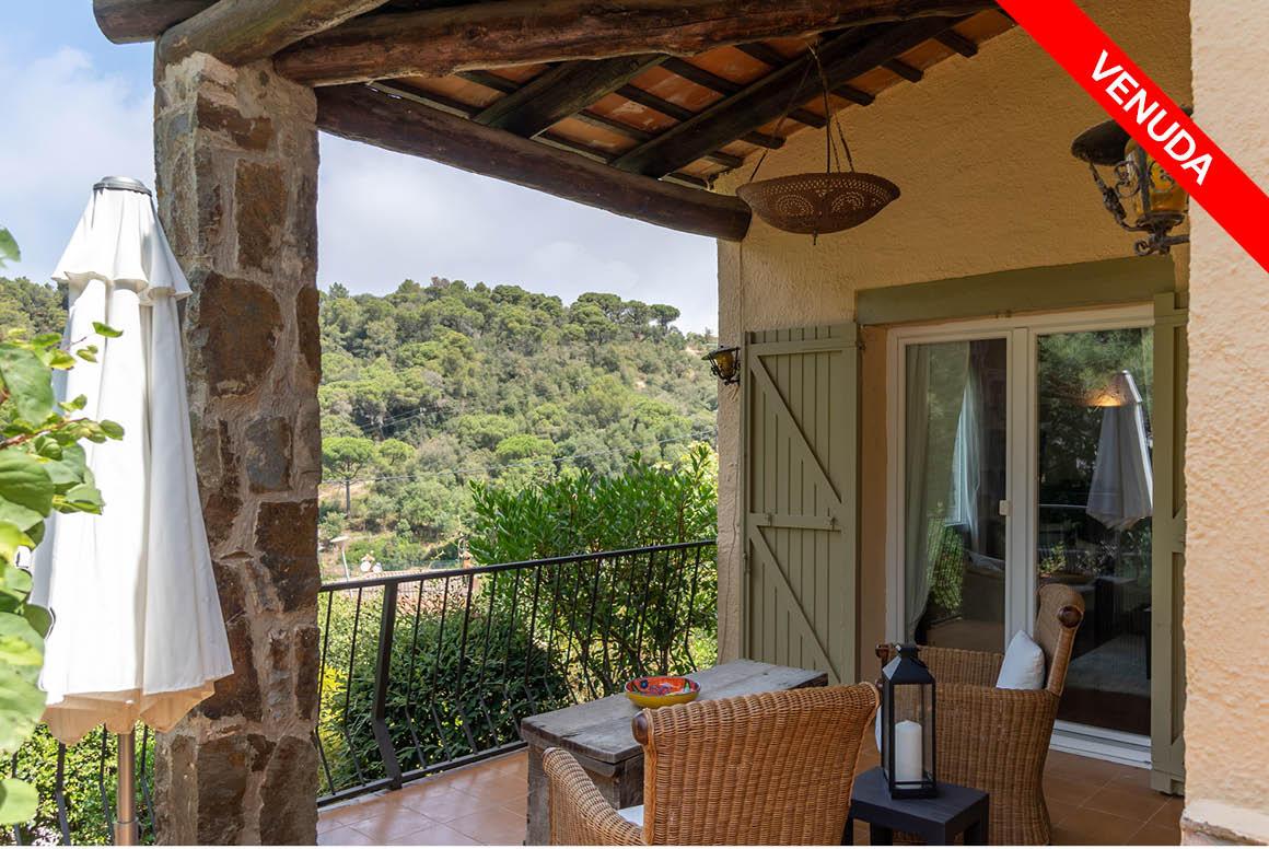Casa -                               Begur -                               3 dormitoris -                               6 ocupants